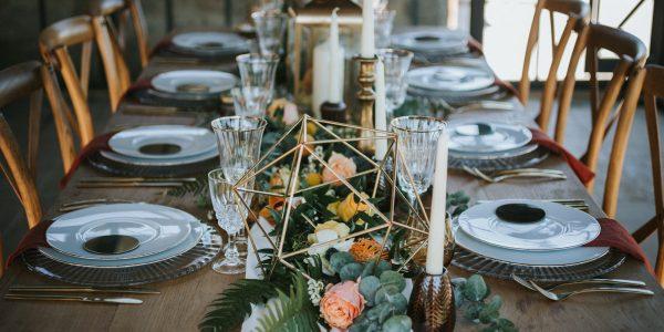 Justine Gala mariage décoration