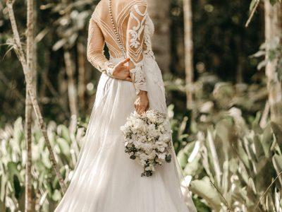Justine Gala mariage robe de mariée
